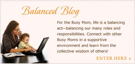 Balanced Blog