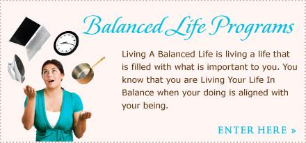 Balanced Life Programs