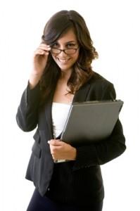 balanced-business-woman